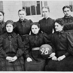 #tbt: The UC Womens Basketball team in 1898. http://t.co/PdplKAqHCS