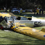 "UPDATE - #HarrisonFord in ""fair to moderate"" condition after plane crash http://t.co/WzuygB0grn (VIDEO) http://t.co/UODm2gwwe4"