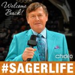Much love to my man Craig Sager on his return to @NBAonTnt from his battle with LLS #SagerLife ... #TheAnswer http://t.co/UeueB0Y8Iz