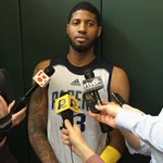 """""""I feel like Im coming along."""" @Yg_Trece talks to the media after todays practice. http://t.co/sIqWvkkoxy"""