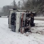 This truck is a great example of why you need to stay off the roads. #ffxstorm  http://t.co/1dl7KXGQHc http://t.co/MWeIZcfhYi