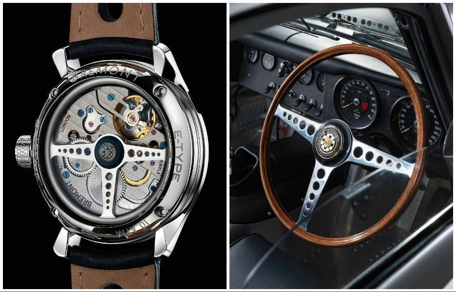 Can you spot the @Jaguar E-Type steering wheel featured in the #Bremont #Jaguar #watches? #British #Engineering http://t.co/5n3zdPXgjn
