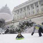 They came. They protested. They sledded on Capitol Hill. http://t.co/GiqneumlIz http://t.co/6xUbOf6TT1
