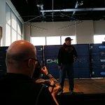 Safe landing in #Buffalo! @garthbrooks arriving at Lexus Club @FirstNiagaraCtr @wgrz http://t.co/SFHbnIOOOY