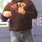 .@garthbrooks says he gets to pick which cities he plays in. Hes in #Buffalo for a reason! More @wgrz at 5:30 http://t.co/Cutjx1oHE1