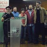 #Iznalloz. Presentación de candidatura al Parlamento Andaluz en la comarca de los Montes Orientales #YoConSusana http://t.co/oHIgau50mm