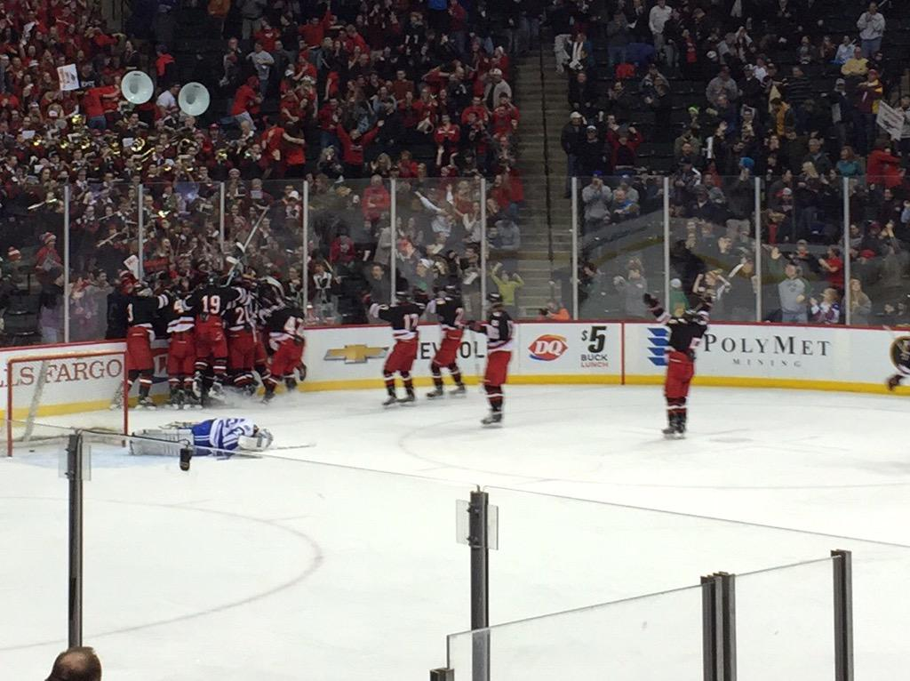 MN H.S.: Class 2A - Duluth East Rallies To Defeat St. Thomas Academy 6-5 In Overtime