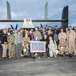 A few more photos from @Colts Chuck Pagano, Andrew Luck and @Dallen83 on their USO tour. http://t.co/tyxKRLivmr