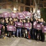 Frescura y muchas ganas de cambio para alegrar de nuevo Andalucía @PodemosGranada #PegandoElCambio http://t.co/3yN3MkOcWf .@isaranjuez