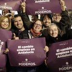 Es hora de que la ciudadanía gobierne en nuestra tierra. Mucha ilusión en Granada #PegandoElCambio http://t.co/DW1LPyYVo2