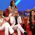 Reacciones encontradas entre los concursantes. #Gala9GHVIP http://t.co/q66onsfRVy