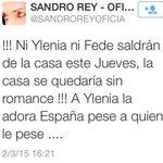 Qué buen tino tiene Sandro, es el rey! #Gala9GHVIP http://t.co/NMnNasS1sh