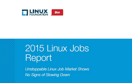 2015 Linux Jobs Report --> http://t.co/xiYxnDeHYw via @linuxfoundation #Linux #JobsReport http://t.co/Jubb8jxYwg