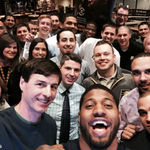 The #Pacers sales staff got a surprise during their 2015-16 season ticket renewal meeting: http://t.co/FOxzwV2tz5 http://t.co/F96DQiKZoQ