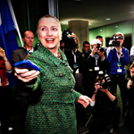 Hillary Clintons email scandal raises the question: Should Democrats have a back up plan? http://t.co/Rydzj13zIx http://t.co/yXHfXRnph1