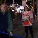 Pues empezamos la campaña para las elecciones andaluzas. #YoConSusana http://t.co/kbRLp9mY25