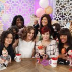 #TBT Elizabella was in my belly and my favorite ladies threw me a baby shower! #TheTalk http://t.co/sf2Dk1W1Ln