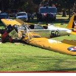 #Breaking: Harrison Ford CRASHES PLANE http://t.co/eHZ4EpT3WB http://t.co/52431g9s5w