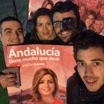 Arrancamos campaña en Iznalloz todos con @_susanadiaz @AJDiazMata @FdzVico #YoConSusana http://t.co/GmjFCWrxY8