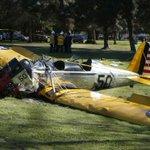 ÚLTIMA HORA |El actor estadounidense, Harrison Ford, herido tras un accidente de avioneta http://t.co/atPRqLfz5L http://t.co/wtts7Wt756