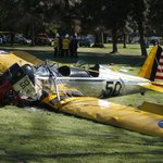 BREAKING: Harrison Ford injured in plane crash http://t.co/5tgwNmVNB0 (Photo: Reuters) http://t.co/dqLqbm5qi2