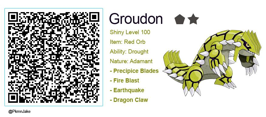 Similiar Groudon Qr Code Keywords