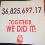 Yes we did! #TogetherWeArePossibility #BurlON #HamOnt @UnitedWayBH http://t.co/WUS7hOMRxr
