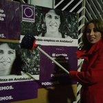 Arrancando campaña desde el minuto 0.Jaén es la llave que abre la puerta al cambio en Andalucía #PegandoElCambio http://t.co/lEQzR5O4Gg