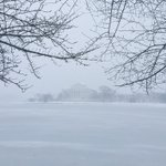 Hard to believe how different this will look in about a month. @capitalweather http://t.co/xowF55JDia