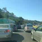 It seems whole mumbai is heading to lonavala #expressway #holi @smart_mumbaikar @TrafflineMUM http://t.co/EtvAJZ8n64