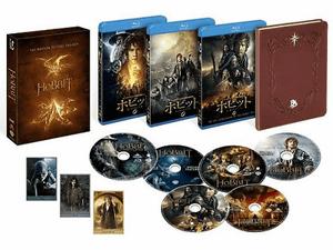 #Bluray #movie RT @avwatch: 最終作含む「ホビット」3部作Blu-ray BOXが10,980円で発売。3D省いた低価格版 http://t.co/dB0ucaKjCM http://t.co/OlzlAj52PS