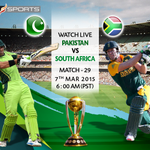 #WakeUpPakistan - Another very crucial game for Pakistan is coming up, #PakvsSA on 7th March, Can Pakistan beat SA? http://t.co/orac6toSod