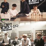 ARTICLE EXO to put their acting skills to the test through mini seriesEXO NEXT DOOR in April http://t.co/Hc82X1ph7D http://t.co/yWrAIaxb0u