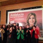 Comenzamos una campaña ilusionante, comprometidos con @_susanadiaz porque Andalucía y Granada tienen mucho q decir. http://t.co/sYIrc5JC3S