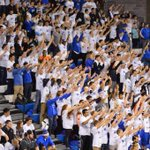 Get pumped for #Operation6000 https://t.co/BvgAg6TI34 Lets #WhiteoutBG & help @UBmenshoops to a MAC East title! ⚪️🏀👊 http://t.co/VbjGrTxTJg