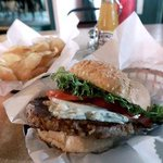 Restaurant review: East Siders well served by walnut burger at Harmony http://t.co/B8uCTnyPyG http://t.co/9r9lU9IaZy