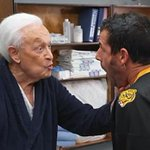 Bob Barker and Adam Sandler reenact their Happy Gilmore fight scene for charity: http://t.co/PTqH0TJ1lH http://t.co/er3POYFvNX