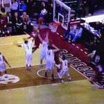 VIDEO: Arkansas Michael Qualls floats in the air for a putback dunk vs. South Carolina  http://t.co/RT11bema6a http://t.co/3pxLq1ncTn