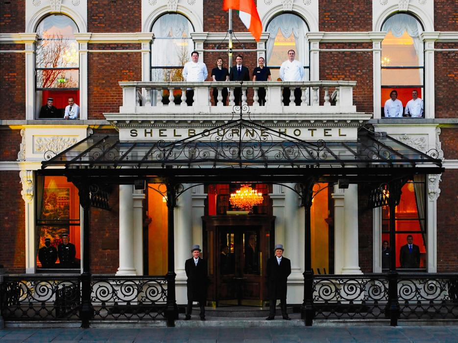 The top 15 hotels in Ireland (just in time for St. Patrick's Day) @theshelbourne @MerrionHotel