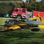 Harrison Ford injured in crash-landing of small plane http://t.co/C9SPPtoLtU http://t.co/NZ4e5660n7