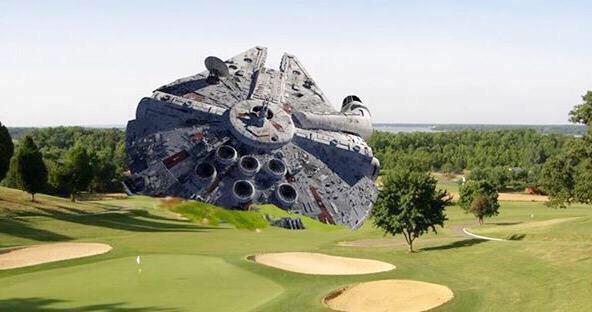 Adolfo Díaz Rufo (@rinconderufo): Harrison Ford se estrella en un campo de golf, arrestaron al piloto http://t.co/FhYv61sMHG