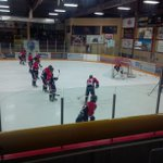 End of first period kamloops storm 1. 100 mile house wranglers 0 http://t.co/gJdMyrMWTm