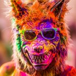 #HappyHoli! Play safe and have fun????Tips: avoid takin pics after while cos this might be the end result???? @shamatanchan http://t.co/sVJHu2GXjI
