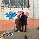 Энэ буянтай өвөө охиндоо зориулж хийсэн уран бүтээл гэнэ дээ http://t.co/MCvb66eAb3