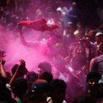 "Super ""@firstpost: Pakistan: Students forms human shield to protect Hindus celebrating Holi http://t.co/J0kTVIEQh6 http://t.co/KacXWoawfv"""