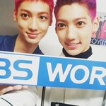 Today! Admin met #Boyfriend! Dont forget to miss their performance on Music Bank Later ???? http://t.co/TQCBowfchy