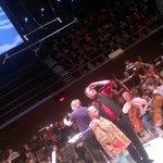 Kiitos Kaupunginorkesterille upeasta konsertista. Yli 700 eskaria nautti suuresti! Muumiperheen lauluhetki. #helsinki http://t.co/NCkOwo96sA