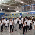 RT @ElenaDimop: #StopBullying day #Greece - students #athensairport protest dancing #antibulling #athens #SpeakUp http://t.co/0n3n3Lk7do