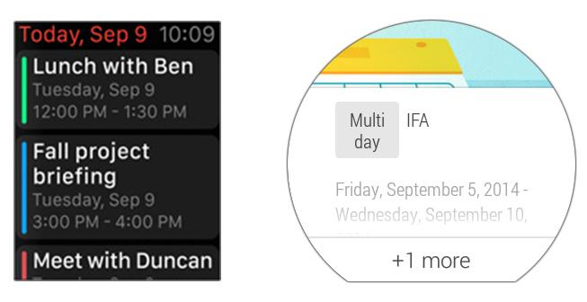 Pretty vs. functional: Android Wear vs. ᴡᴀᴛᴄʜ http://t.co/6wVP4TvQlL http://t.co/aKhs8wK6bG