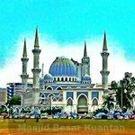 Masjid Besar Kuantan @KuantanTV http://t.co/oqgpDi5B3C